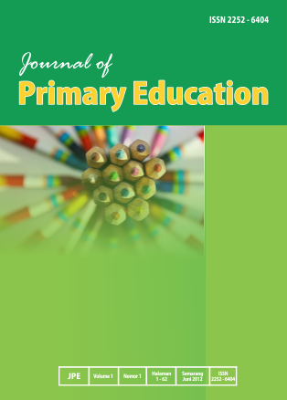Journal of Primary Education
